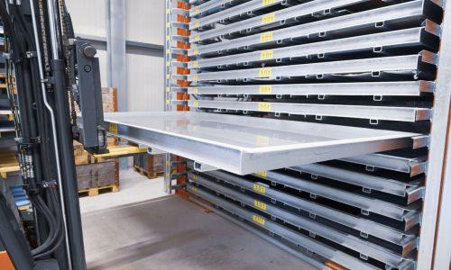 Z-Tec Metallbearbeitung AG Metallplatten