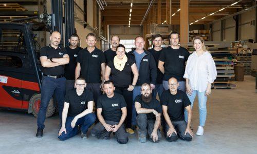 Z-Tec Metallbearbeitung AG Team